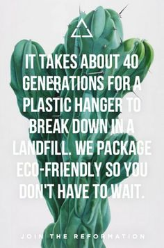 15 Mind-Blowing Eco Facts You Didn't Know About the Fashion Industry Reformation's Crazy Eco Facts Sustainable Practices, Sustainable Living, Sustainable Fashion, Sustainable Style, Bokashi, Facts You Didnt Know, Plastic Hangers, Eco Friendly Fashion, Consumerism