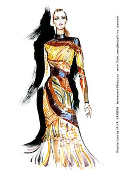 https://flic.kr/p/SNdDYh | img990 | Balmain Fall 2017 Ready-to-Wear Collection.  #fashionillustration #runway #Balmain #FALL2017 #readytowear #illustration #fashion #model #drawing #clothes #leather #female #watercolor #ink #fashionshow #portrait #makeup #hairstyle #fashionillustrator #иллюстрация #мода #одежда #artworkforsale #artwork #instafashion #fashioninsta
