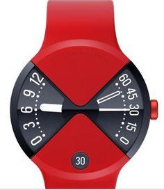 The creative watch designed by Art Lebedev Studio