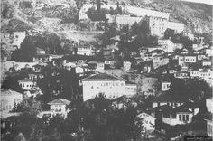 Trabzon -Kızlar manastırı ve arkada Boztepe. Rum, Diy And Crafts, Greek, History, Photos, Lakes, Historia, Pictures, Rome