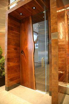 Main Entrance Door Design, Wooden Main Door Design, Door Gate Design, Door Design Interior, Entrance Doors, Modern Entrance Door, Wooden Front Doors, The Doors, Glass Front Door