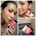 Tips Menggunakan Cream Blush On
