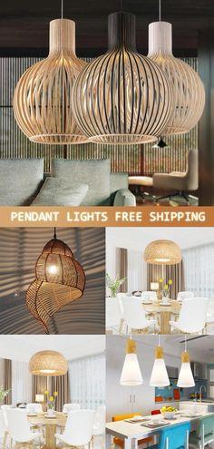 Pendant Lighting Bedroom, Bedroom Light Fixtures, Pendant Lamp, Dining Pendant, Pendant Lights, Western Style, Deco Luminaire, Home Design, Bamboo Weaving