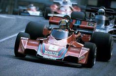 Brabham BT45 José Carlos Pace