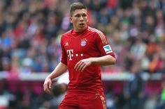 Pierre-Emile Højbjerg danish midfelder playing for Bayern Munich and the danish national football team.