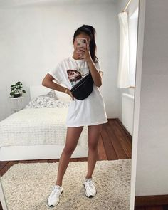 everyday outfits for moms,everyday outfits simple,everyday outfits casual,everyday outfits for women Mode Outfits, Trendy Outfits, Summer Outfits, Girl Outfits, Fashion Outfits, Simple Outfits, School Outfits, Vetement Fashion, Teenage Outfits