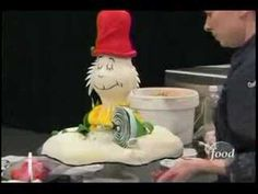 Dr. Seuss Cake Challenge: Sam I Am- FoodNetwork
