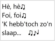 In de tweede klas (7 jarigen), elodieuze samenspraak tussen Wim Sopjes en Janny Hietbrink.