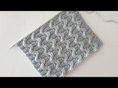 kabartmalı kıvrımlar #Knitting #ÖRGÜMODELİ #knit #hırka - YouTube Knitting, Youtube, Fashion, Nightgown, Crocheted Lace, Tejidos, Moda, Tricot, Fashion Styles