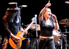 Beth Hart and Slash...
