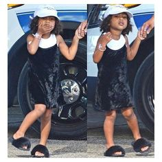 When a three year old is killing the fashion game #northwest