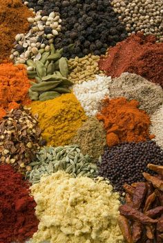 Spices of my country