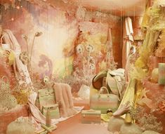 <p>S ince 1977, Leila Menchari has been responsible for concocting the famous window displays for the Maison Hermès, 24 rue du Faubourg Saint Honore in Paris , as well as designing some of its most ic
