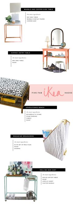 5 Ikea Hacks I Want