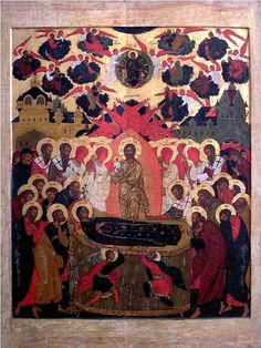 Ivory of the Coronation of the Virgin