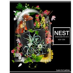 Perfume Ad-Nest by lacetolashes on Polyvore featuring beauty and Pier 1 Imports