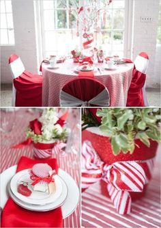 Decorazioni in stile nordico per la tavola #natale #xmas #christmas #decorations