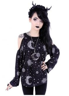 Moon Hippie Blouse
