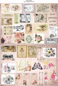 Rose Quartz Book Papers   e1009