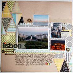 lisbon by ejsa at Studio Calico: I like this alot
