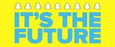 March 31, 2016 // 7:00 AM Snapchat Isn't a Fad. It's the Future of Brand Conversation Written by Peter Sena | @petesena