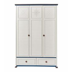 Decide Babios contemporary 3 door wardrobe for your teen's bedroom. Luxury teenage bedroom furniture is available at Babios. Buy teenage furniture sets with a decent price and free delivery. Bedroom Furniture, Furniture Sets, Childrens Wardrobes, Ocean Themes, Teen Bedroom, Cabinet Design, Contemporary, Modern, Tall Cabinet Storage