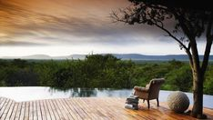 The 10 Most Amazing South Africa Safari Lodges Offering Thrilling Experiences 8. Molori Safari Lodge Speaking of places where nature meets luxury, let's take a look at the Molori Safari Lodge. Here lions, buffalos, hot tubs and infinity live happily together. But there's something else that makes this lodge special..