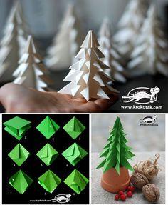 Fold+a+fir+tree