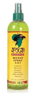 African Essence Weave Spray with its 6 in 1 formula conditions and detangles human & synthetic hair. Natural emollients conditions the hair & scalp, helping to eliminate dryness and itching. Aloe Vera For Hair, Curl Pattern, Hair Scalp, Natural Curls, Hair Health, Afro Hairstyles, Hair Hacks, Hair Tips, Synthetic Hair