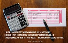 Fan of the Dave Ramsey approach to budgeting? Check out these Budget Envelope Inserts via Clean Mama