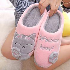 Adult Dabbing Easter Rabbit House Slippers Custom Winter Warm House Slipper Indoor Slip Shoes for women