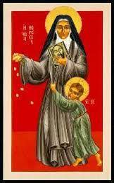 Risultati immagini per piccolo fiore del carmelo santa teresina del bambino gesu