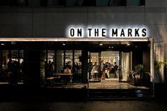Exterior shop signage facades 46 ideas for 2019 Shop Signage, Restaurant Signage, Wayfinding Signage, Signage Design, Facade Design, Restaurant Design, Exterior Design, Cafe Signage, Cafe Bar