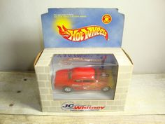 Hot Wheels 2001 J.C. Witney Special Edition 1950 Ford Shoebox NOS #HotWheels #Ford
