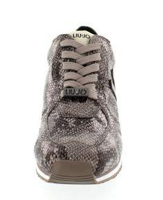 LIU JO Shoes - Sneaker S66067 E0331 - pitone grigio, Dimensione:EUR 36 in OFFERTA su www.kellieshop.com Scarpe, borse, accessori, intimo, gioielli e molto altro.. scopri migliaia di articoli firmati con prezzi in SALDO #kellieshop Seguici su Facebook > https://www.facebook.com/pages/Kellie-Shop/332713936876989