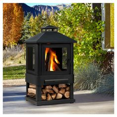 Trestle Fire Pit - this is more for me but pretty cool huh?