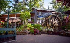 Patti's 1880 Settlement Restaurant. Grand Rivers, Kentucky.