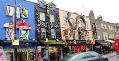 Se state pianficando della vacanze poliglotte non potete non visitare Camden town.