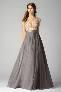 Watters Maids Dress 7319i