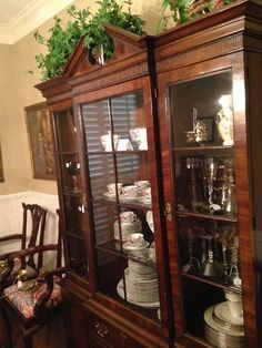 China cabinet loaded with lovely selections  New Divide & Conquer sale starting this Thursday April 20-April 22, 2017 check out the details here:  http://divideandconquerofeasttexas.com/nextsales.php  #estatesales #consignments #consignment #tyler #tylertx #tylertexas #organizing #organizers #professionalorganizer #professionalorganizers #movingsale #movingsales #moving #sale #divideandconquer #divideandconquerofeasttexas #divideandconquereasttexas #marthadunlap #martha #dunlap