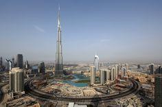 دبي تعلن بدء بناء أطول برج في العالم - الاقتصادية