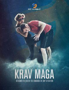@ Krav Maga ~ Feel the BURN!!!