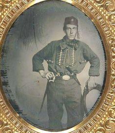 American Civil War Artifacts -                                                              American Civil War Artifacts -                                                              Soldier of the American Civil War