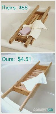 Use slats at bottom, 45 dog slant where it meets on tub, glue and nail from bottom. Cedar fence posts and lattice!
