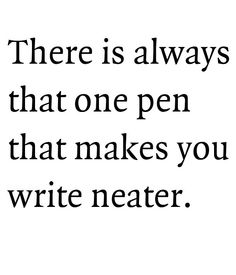 SO true! I have a slight obsession with pens. And pencils. And paper. Ask my mum. X)