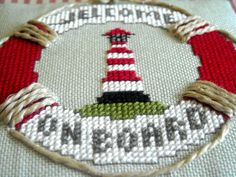 Photo by Kissy-Cross Cross Stitching, Cross Stitch Embroidery, Cross Stitch Patterns, Stitches Wow, Embroidery Letters, Cross Stitch Pictures, Cross Stitch Flowers, Creations, Ornaments