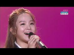 국악소녀 송소희(Song So Hee) '홀로아리랑 - 가요무대 방송영상 20160104 - YouTube