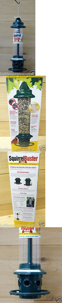 Seed Feeders 42350: Brome Squirrel Buster Plus Bird Feeder Squirrel Proof Feeder #1024 -> BUY IT NOW ONLY: $89.99 on eBay!