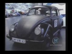 The History of VW Beetle