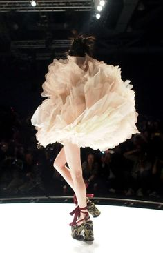 Vivienne Westwood - Spring/Summer 2012 - Shanghai show